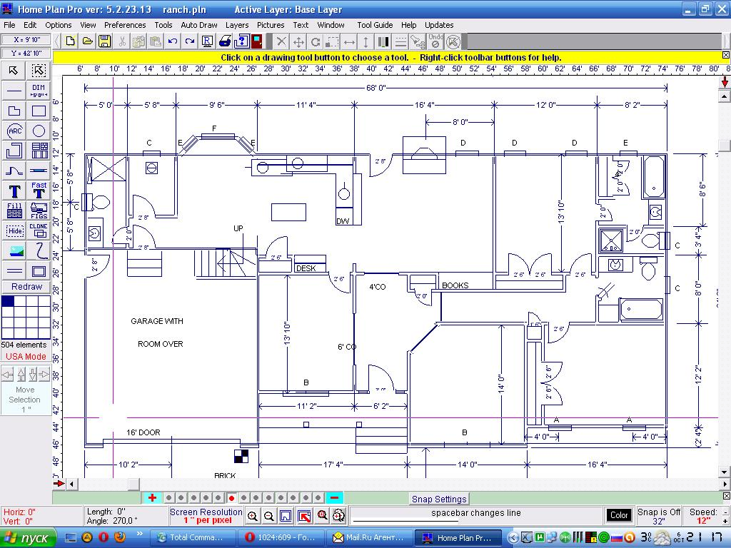 Download Free Software Home Plan Pro 5